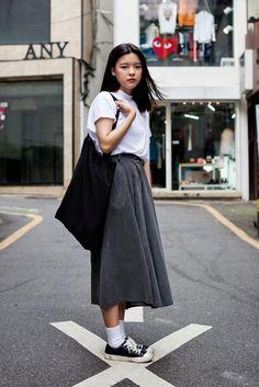 On the street... Songyi Choi Busan   echeveau