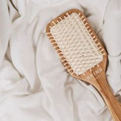 Modern and sustainable beauty accessories. Natural Hair Care, Natural Hair Styles, Bamboo Hair Products, Green Clay, Pink Quartz, Hair Brush, Clean Beauty, Biodegradable Products, Skin Care Remedies