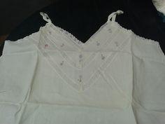 Camisa interior
