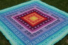 Ravelry: Project Gallery for Wendy Blanket pattern by Wendy de Haas