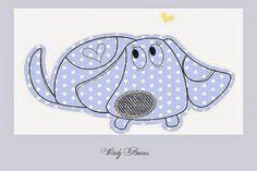 Лилирейя: Грустный щенок.