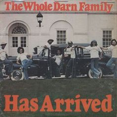 Whole Darn Family, The - Has Arrived (Vinyl, LP, Album) at Discogs #sevenminutesoffunk