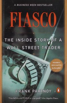 Fiasco: The Inside Story of a Wall Street Trader by Frank Partnoy http://www.amazon.com/dp/0140278796/ref=cm_sw_r_pi_dp_28RVub1X7VTGZ