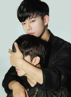 """""""[HQ] B.A.P Daehyun & Youngjae for AJ Japan 1500x2053"""""""