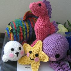 Great free patterns for all sorts of crochet items
