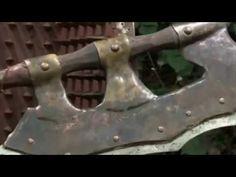 중세시대 도끼는 어떻게 만들어질까? - 중세시대 도끼의 제작과정
