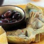 5 Maneras de Preparar Alcachofas