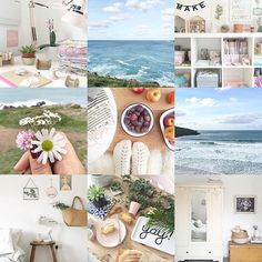 October... started with letting go of some things to make way for the new ... and finished up with a peaceful and refreshing week by the sea... feeling totally ready for a cosy November now :)