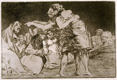 Goya en El Prado:  Disparate desordenado