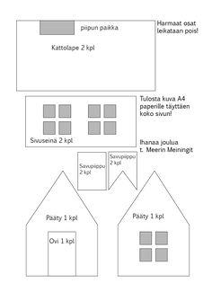 Kuvahaun tulos: piparkakkutalo kaavat Haku, Diagram, Baking, Google, Christmas, Xmas, Bakken, Navidad, Noel