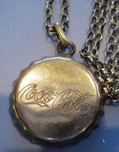 Have A Coke Bottle Opener Copper Plated Coca Cola Vintage Collectible