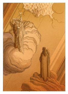 Ciel de Mars  | Moebius art