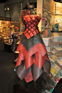 paper dress -- DCWV Diary: CHA Shows