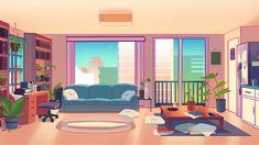 living deviantart animation cartoon chime interior drawing pretty