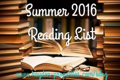 We're comin' at ya with a list of this summer's hottest books!