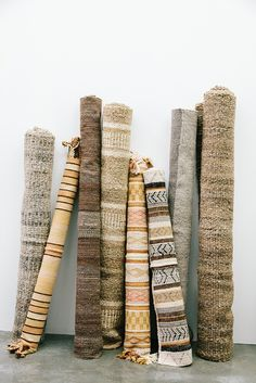 New arrivals, handwoven rugs by Pampa
