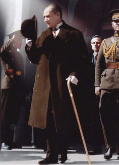 The first President of the Turkish Republic