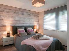 Afbeeldingsresultaat voor slaapkamers met steigerhout