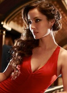 LOVE Bond Girl Bérénice Marlohe's Makeup in Skyfall!!... See how to get the look here:) #MakeupTutorial