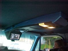 Overhead console/double din stereo install - The 1947 - Present Chevrolet & GMC Truck Message Board Network Rv Truck, Truck Camping, Ford Ranger, Sidekick Suzuki, Custom Center Console, Double Din Car Stereo, Astro Van, Toyota Fj40, Custom Car Interior