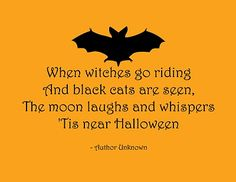 : ) Because for me Halloween starts October Its almost time witches! :D Vintage Halloween Pretty printables Halloween Quotes, Halloween Signs, Halloween Cards, Halloween Decorations, Halloween Printable, Halloween Rhymes, Halloween Poems For Kids, Halloween Phrases, Halloween Labels