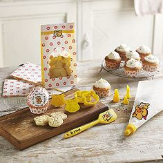 Lakeland & Pudsey 'Be A Hero' Bumper Charity Baking Kit Food Cutter, Cookie Cutter Set, Cupcake Cases, Luxury Food, Children In Need, Fundraising, Charity, Icing, Hero