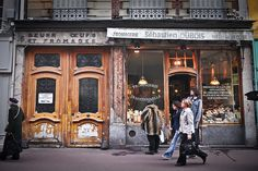 My favourite fromagerie (St Germain en Laye) Fromagerie Sébastien Dubois by Coussier, via Flickr