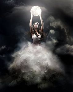 harness the power of a full moon