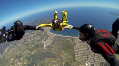 Skydive Empuriabrava en Empuriabrava, Cataluña