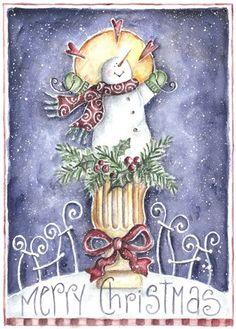 Merry+Christmas+Snowman