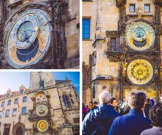 horloge astronomique de Prague Painting, Art, Visit Prague, Travel, Art Background, Painting Art, Kunst, Paintings, Performing Arts
