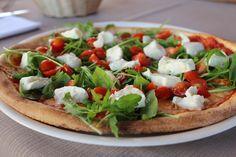 5 Dicas Para Fazer Uma Pizza Caseira Saudável Ideal Para Crianças