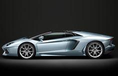 Super maquina! Lamborghini Aventador Roadster