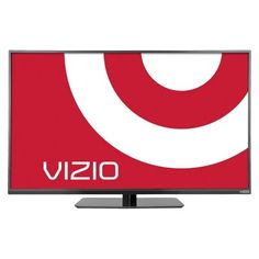 """I spied with my Target eye: VIZIO 39"""" Class 1080p 60Hz Full-Array LED TV - Black (D390-B0), from the Weekly Ad http://weeklyad.target.com"""