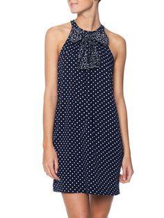 polka dots are huge this summer-vero moda
