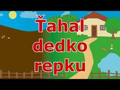 🍠👨🏻‍🌾Ťahal dedko repu - Animovaná rozprávka pre deti a najmenších Bedtime Stories For Toddlers, Stories For Kids, Three Little Pigs Houses, Tales For Children, Pig Crafts, Pig Illustration, Rock Cycle, Third Grade Science, Material Science