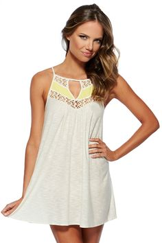 cc98e808a86 South Beach Swimsuits offers a huge selection of beach dresses that double  as cover-ups.