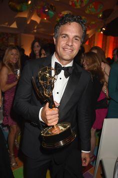 Galanes de alfombra roja: ¡Los guapos que nos enamoraron en los Emmys 2014! MARK RUFFALO