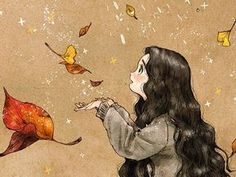 가을길에서 만난 붉은 단풍과 은행잎, 도토리, 솔방울들... 두 손 가득 가을을 담아 마음속에 간직합니다. 떨어지는 낙엽을 손으로 곧장 잡으면 소원이 이뤄진다는 말에 우리는 시간 가는 줄 모르고 낙엽 잡기에 열심이었어요. 계절은 금세 지나가도 지금 이 기분은 나에게 즐거운 추억으로 남을 거예요. Red maple leaves and ginkgo leaves, acorns and cones I met on the autumn street… I will embrace autumn through my hands and cherish it in my heart. We heard catching falling leaves by hand will make our wish come true so we focused on catching leaves. The season may pass fast but this feeling will remain as happy memory to me.