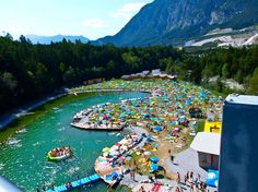 Ultimate Recreation Park; Area 47, Austria. I am going here!!! Adults only . Who's in?