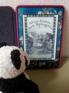Lesefortschritt: Alice hinter den Spiegeln - Lewis Carroll - Buch