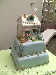 Stork cake :)