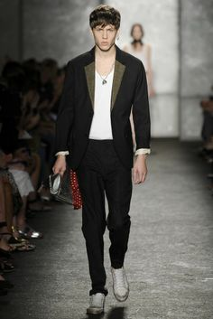 Marc by Marc Jacobs Men's RTW Spring 2014 - Slideshow - Runway, Fashion Week, Reviews and Slideshows - WWD.com