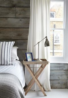 decordemon: Rustic and industrial country house in London Interior Desing, Home Design Decor, House Design, Home Decor, Design Design, Design Ideas, Home Bedroom, Bedroom Decor, Scandi Bedroom