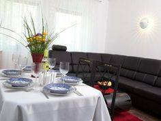 Apartment Zentrum Prater Donau 1, Leopoldstadt, AT | RentalHomes.com Vienna Austria Hotels, City Apartment, Motel One, Travel Hotel, Sofa, Couch, Hotel Reservations, Table Decorations, Daily Deals