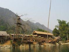Affluente del Mekong, Laos