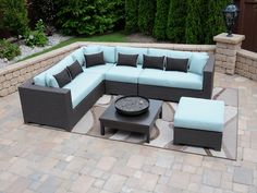Outdoor Patio Furniture Sectionals Cute Wicker Sectional Patio Furniture Interesting Outdoor Design