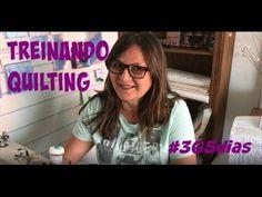 Video 4 de #365 Vídeos de Quilting - Primeiros Passos - Treino 1