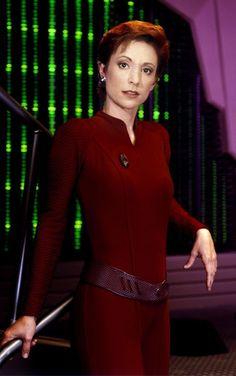 Kira Nerys, Deep Space Nine.