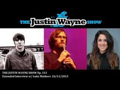 Justin Wayne Show Interview (24.11.2015)